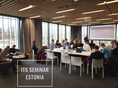 Participants of ITS seminar in Tartu
