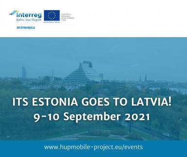 ITS Estonia visit to Latvia on 9-10 September 2021