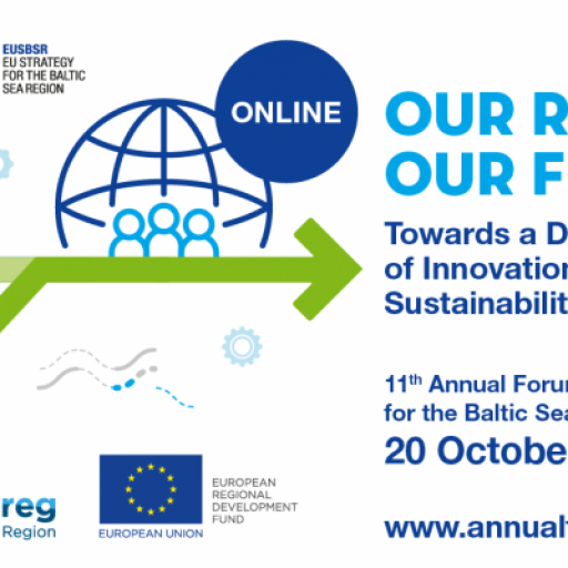11th EUSBSR Annual Forum banner